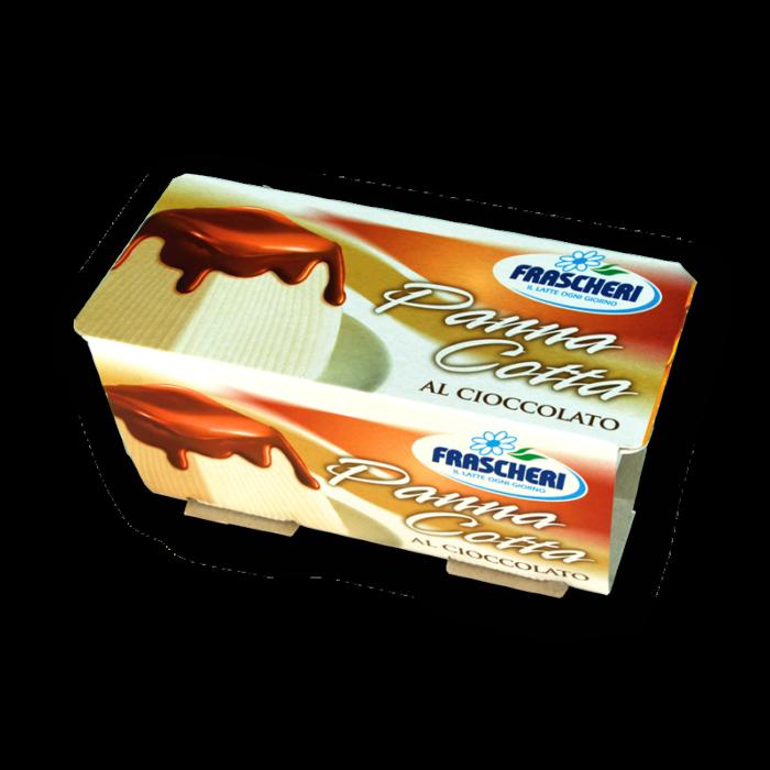 Pannacotta al cioccolato Frascheri