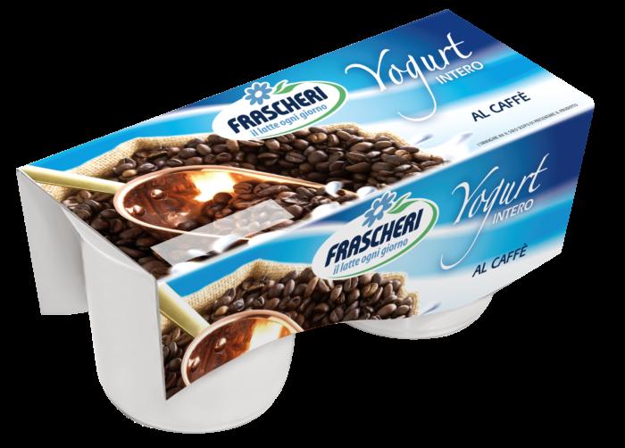 Yogurt Tesori della Terra Intero Caffè