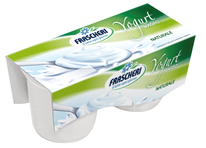 Yogurt Tesori della Terra Magro Naturale