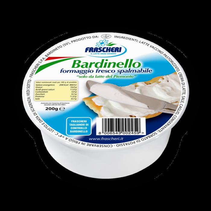 Formaggio Bardinello spalmabile Frascheri