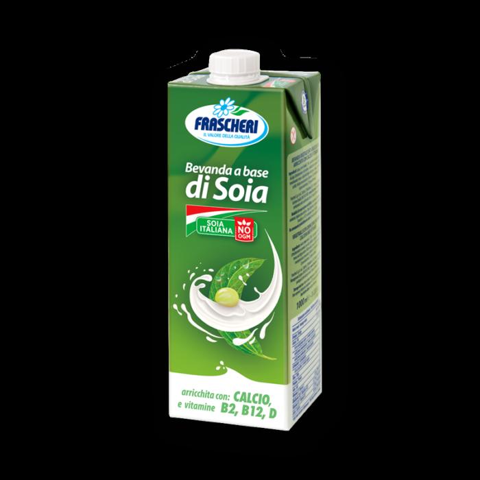 Bevanda a base di soia Frascheri