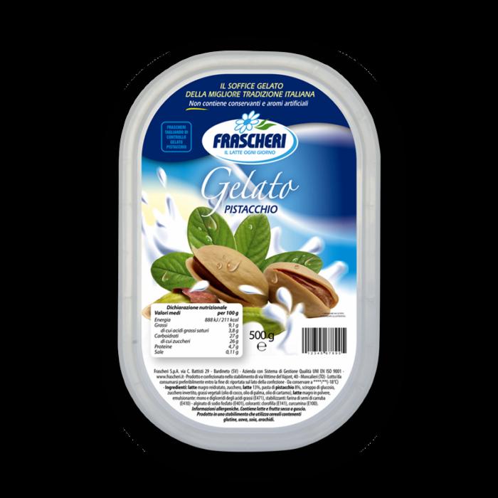 Gelato al pistacchio Frascheri