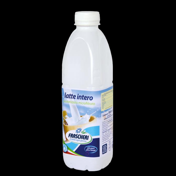 Latte intero pastorizzato microfiltrato