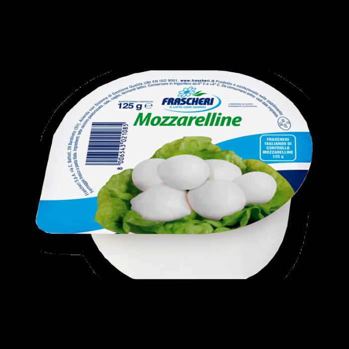 Mozzarelline 125g Frascheri