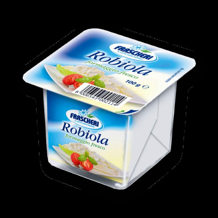 Robiola cheese 100g Frascheri
