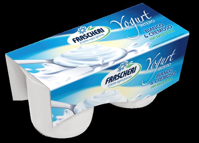 Yogurt Tesori della Terra Bianco & Cremoso