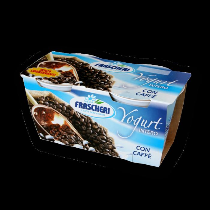 Yogurt intero al caffè Frascheri