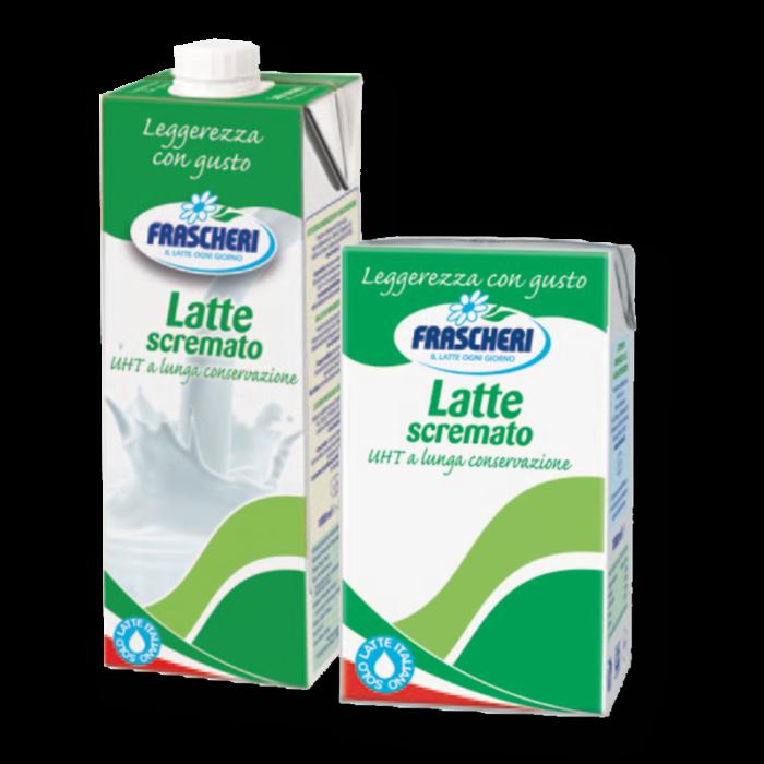 Latte-UHT-scremato