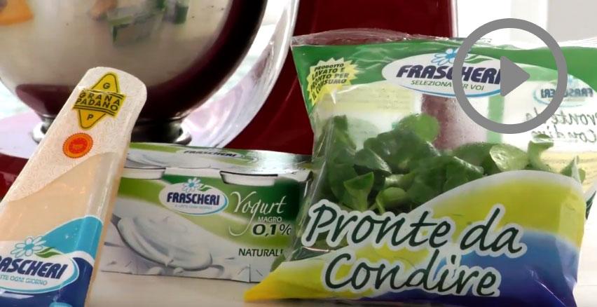 In cucina con Frascheri  – Wrap di pollo