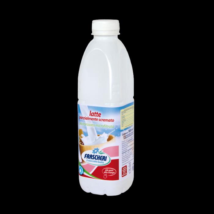 Latte parzialmente scremato pastorizzato microfiltrato