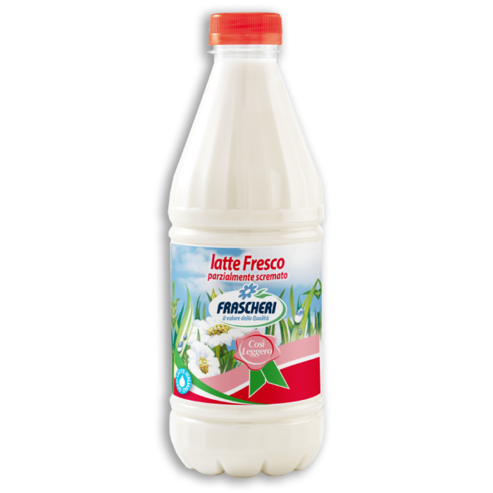 Fresh semi skimmed milk