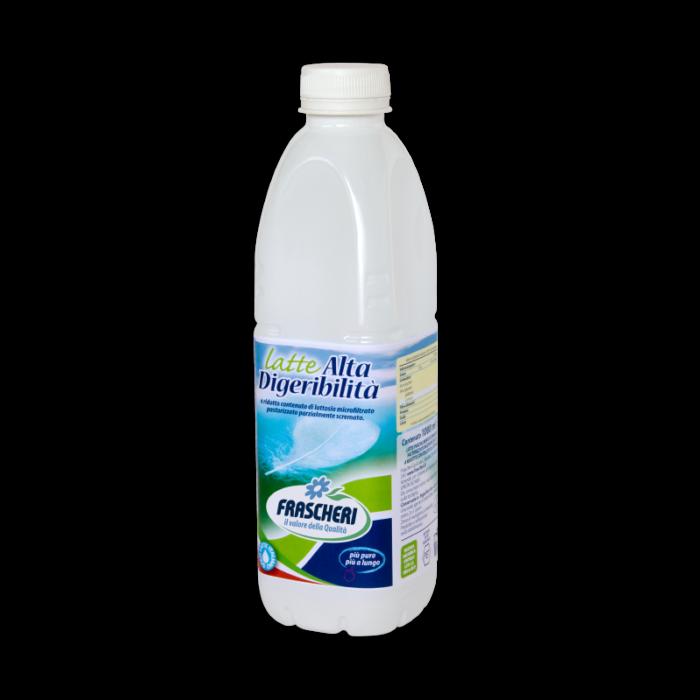 Latte Senza Lattosio parzialmente scremato pastorizzato e microfiltrato