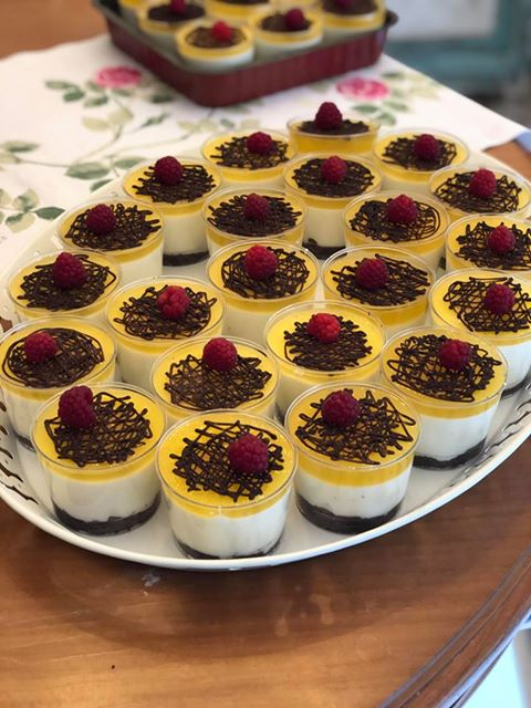 Bavarese allo yogurt – Le ricette di Nonna Leti